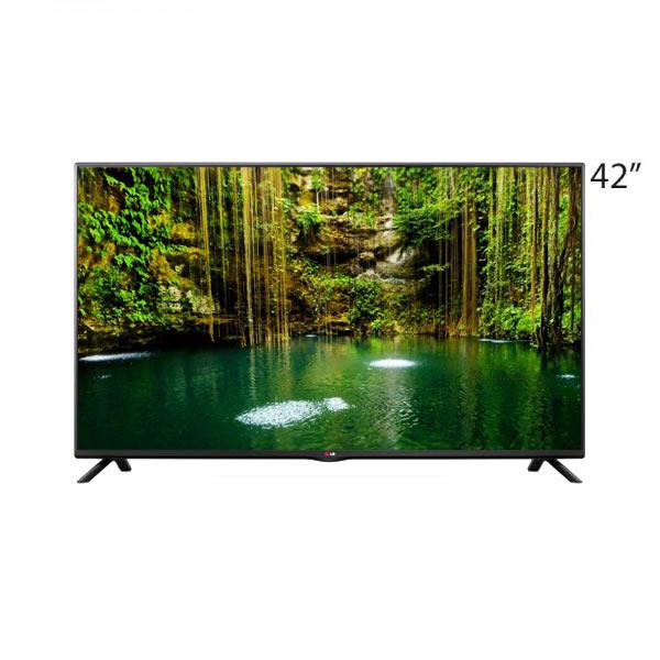 اجاره تلویزیون ال ای دی ال جی 42 اینچ مدل LB62300