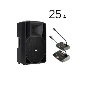 Conference Audio System25 iranrenter