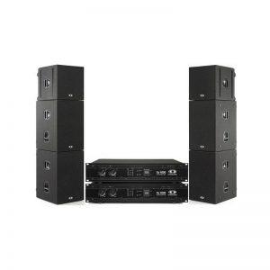 اجاره سیستم صوتی dynacord مدل XA2