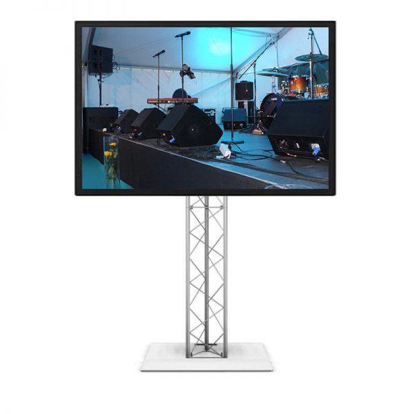 اجاره تلویزیون 70 اینچ همراه با پایه