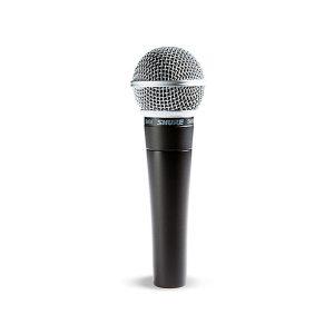 اجاره میکروفون با سیم Shure مدل SM58
